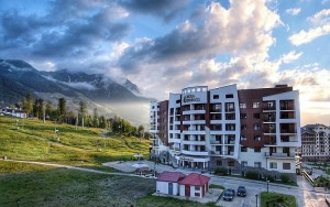Medical Ski & Spa Hotel Rosa Springs 4*, Завтрак