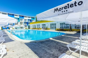 MoreLeto 4*, Ultra All Inclusive, Летний тариф (Daily Rate)