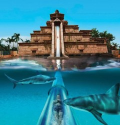Аквапарк Aquaventure (отель Atlantis The Palm)